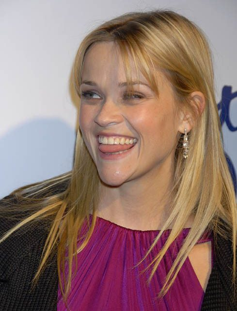Reese Witherspoon Tongue