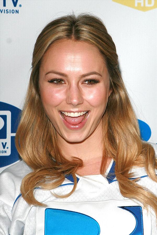 Stacy Keibler Tongue