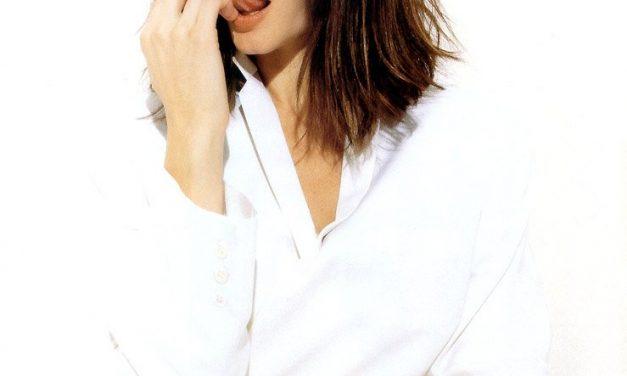Stephanie Seymour Tongue
