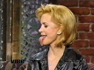 Swoosie Kurtz Tongue