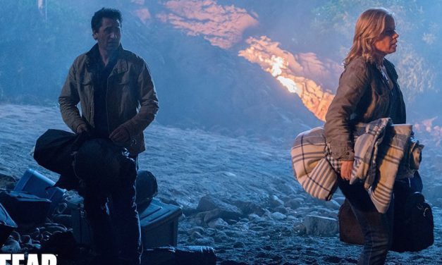 Fear the Walking Dead: Monster; better than the season finale of the parent show