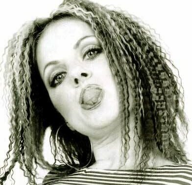 Geri Halliwell Tongue