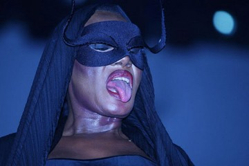 Grace Jones Tongue