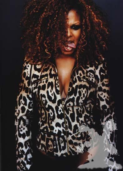 Janet Jackson Tongue