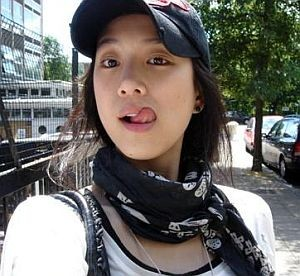 Jung Ryeo Won Tongue