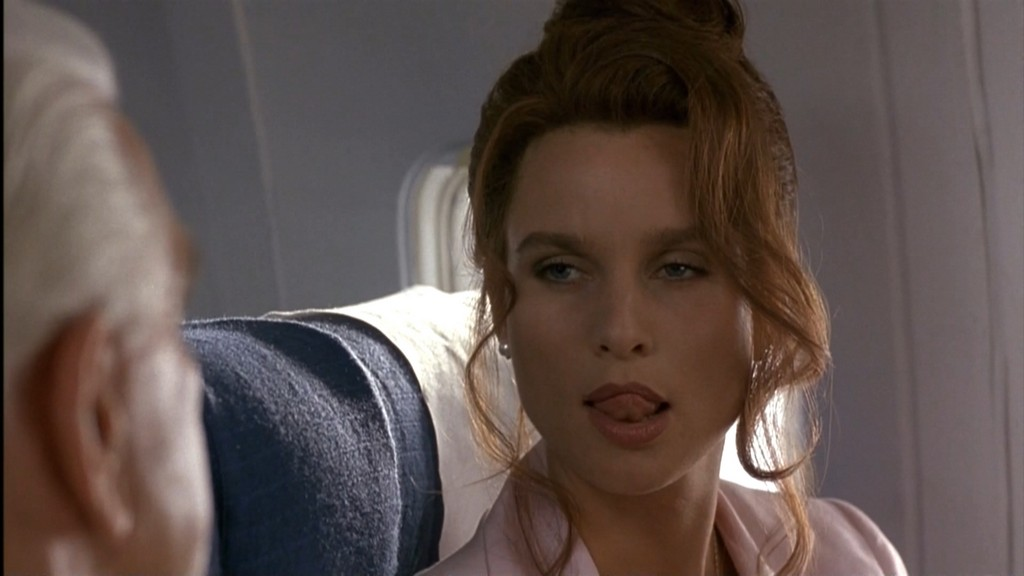Nicollette Sheridan Tongue