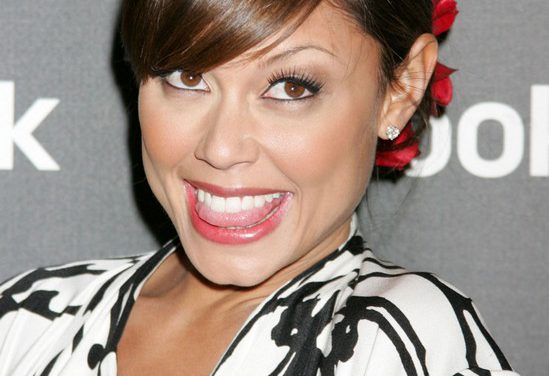 Vanessa Minnillo Tongue