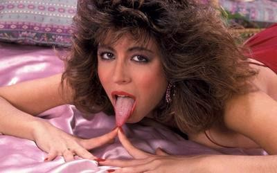 Christy Canyon Tongue