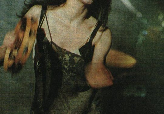 PJ Harvey Tongue
