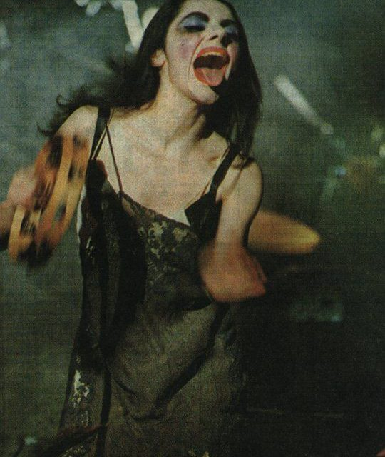 PJ Harvey Tongue
