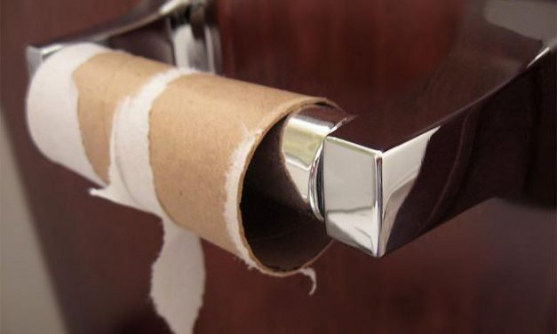 Reusable What? Getting Rid of the Toilet Paper!
