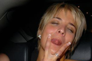 Gemma Atkinson Tongue