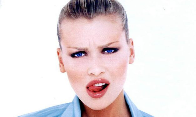 Daniela Pestova Tongue
