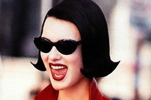 Shalom Harlow Tongue