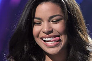 Jordin Sparks Tongue