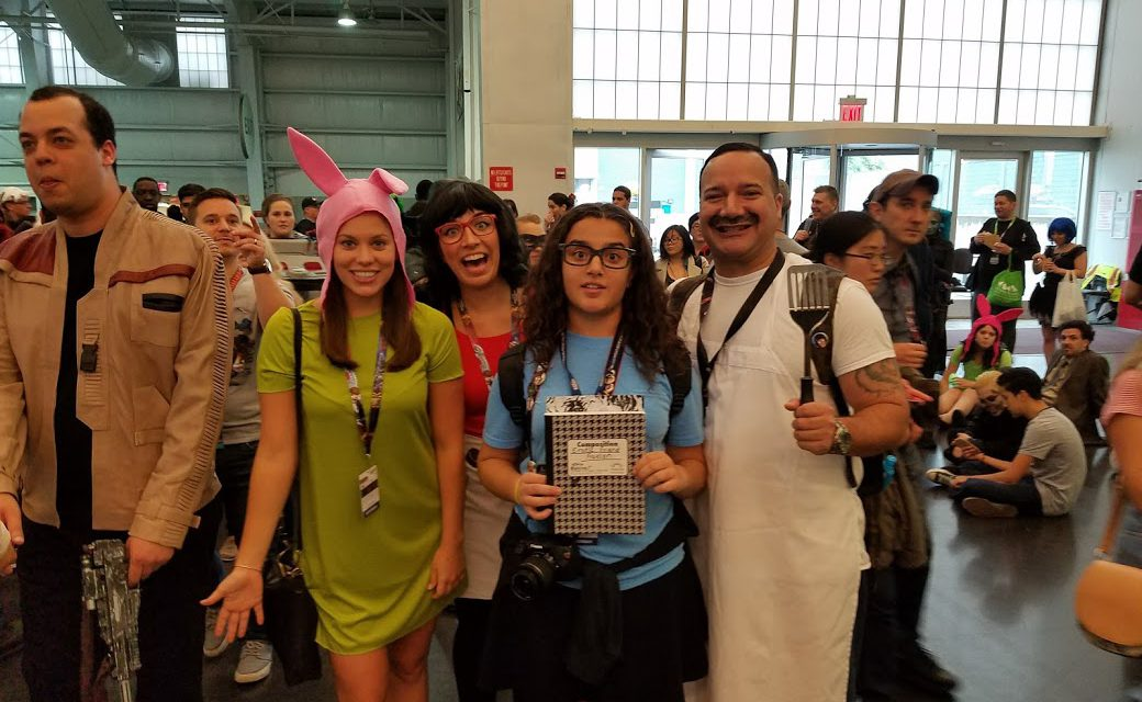 NYCC – Cosplay and Family