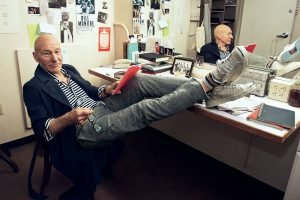 Patrick Stewart is The Best
