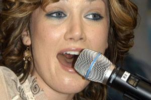 Delta Goodrem Tongue