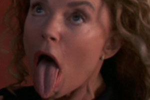 Dyan Cannon Tongue