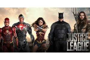 Justice League Trailer with Lots of Screen Caps