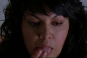 Sara Ramirez Tongue