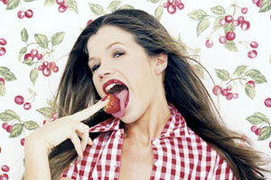 Anke Engelke Tongue