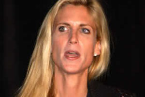 Ann Coulter Tongue