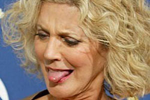 Blythe Danner Tongue