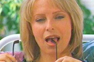 Cheryl Ladd Tongue