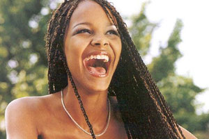 Samantha Mumba Tongue
