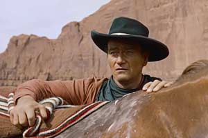 John Wayne in Acupulco