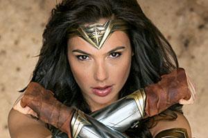 Tonight I smell Wonder Woman!  Wait!  Come back!