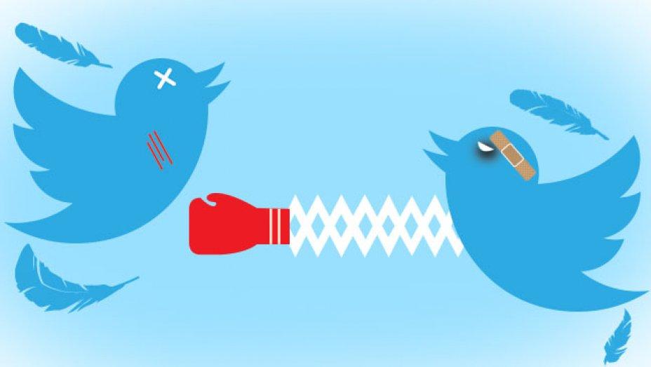 Twitter Wars – American Style