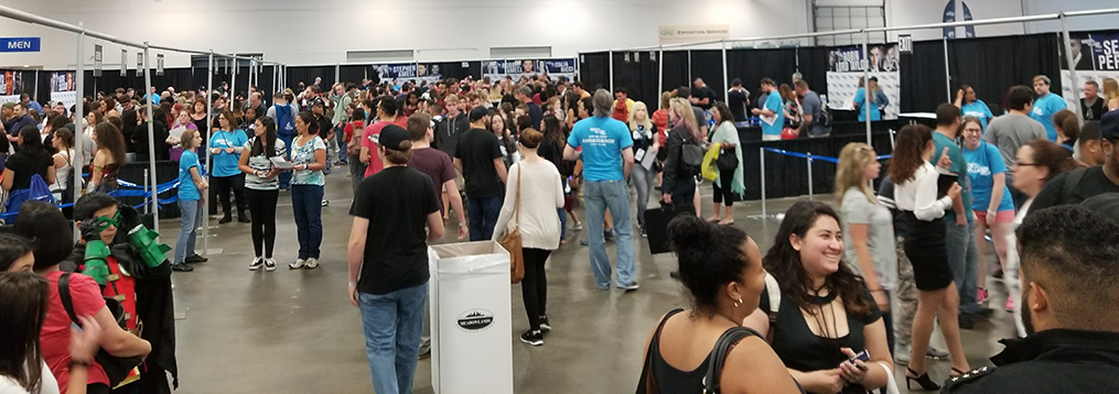 Heroes and Villains Fan Fest Seacaucus Review