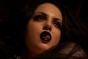 Elizabeth Gillies Tongue