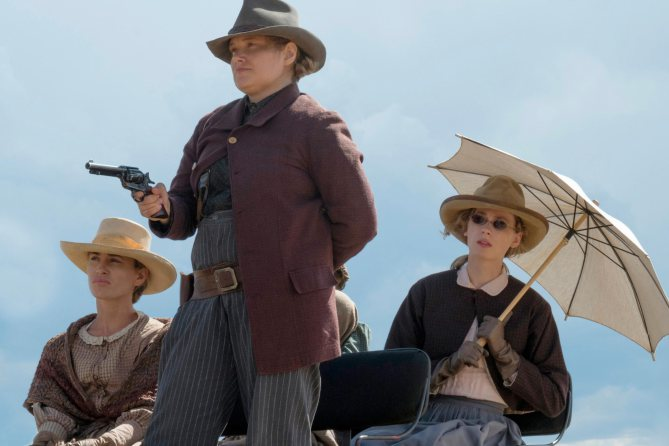 'Godless' comes to Netflix: No Man's Land
