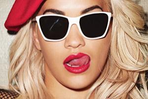 Rita Ora Tongue