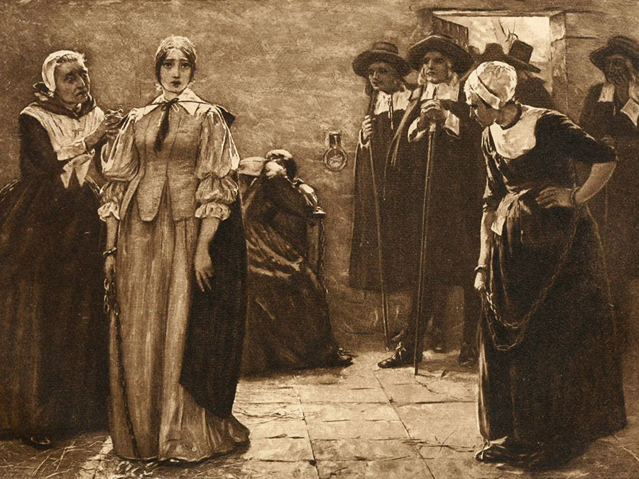 salem witch trials and real hero And many said that witch city was just the obvious place to spend  of the  salem witch trials website, which tells the real story of the trials.