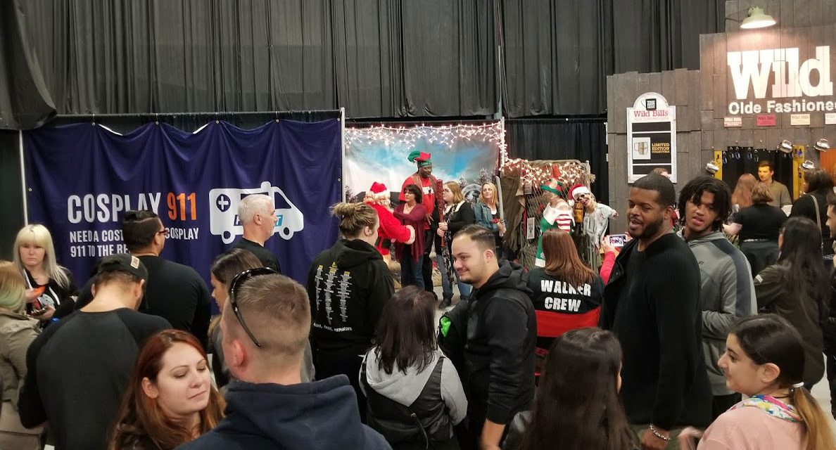 Walker Stalker New Jersey – Convention Review