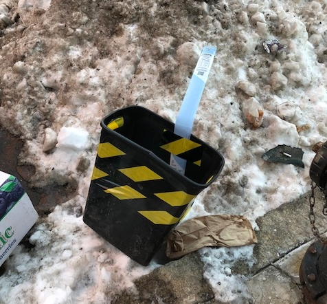 A Boston Thing: Snow and Space Savers