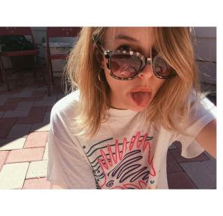 Bridgit Mendler Tongue