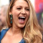 Blake Lively Tongue