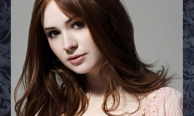 Women in Horror Trading Cards: Karen Gillan