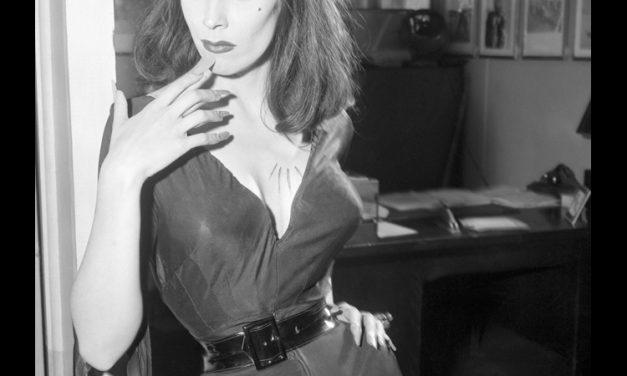 Women in Horror Trading Cards: Maila Nurmi