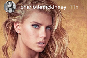 Charlotte McKinney Posts Pic with no Pants on – I Suck at Creeping