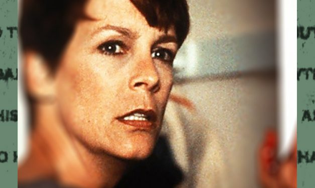 Women in Horror Trading Cards: Jamie Lee Curtis
