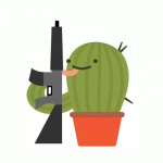Guns, Human Life, and Cacti.