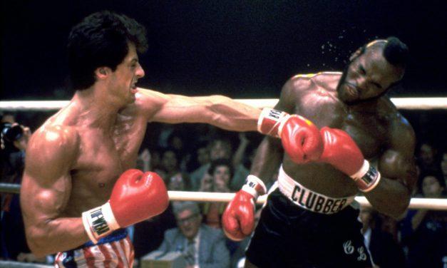 A Super Bowl Rocky Binge