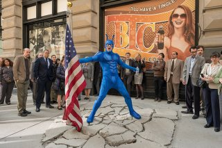 Leap Into the Wild Blue Yonder with Amazon's The Tick