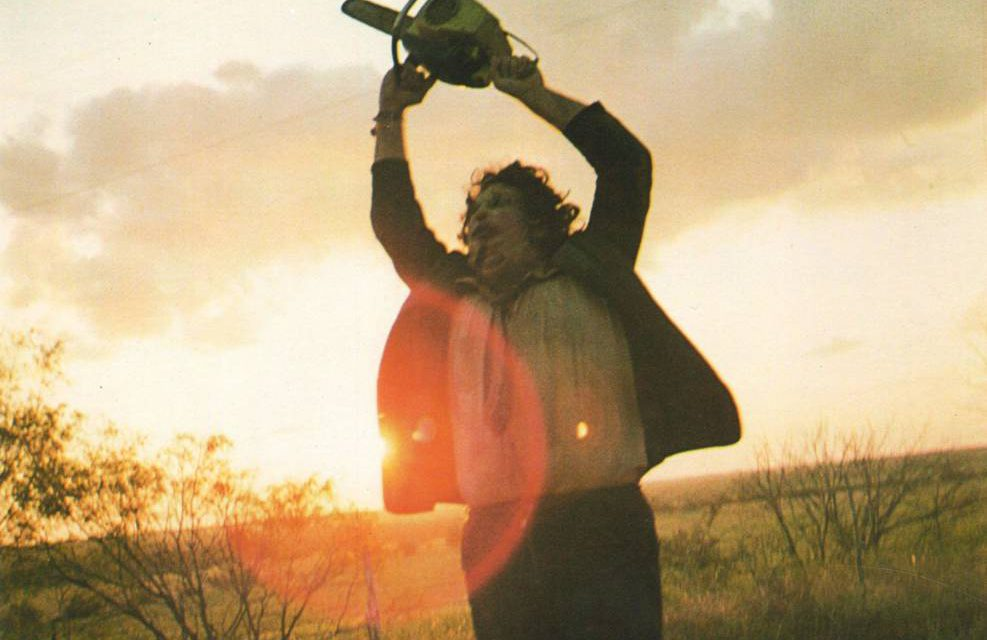 Let's Scare Jenn to Death: The Texas Chain Saw Massacre (1974)